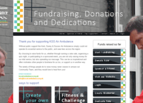 fundraiseairambulance.co.uk