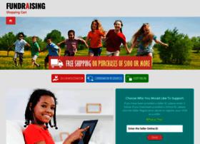 fundraisingshoppingcart.com