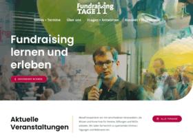 fundraisingtage.de