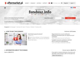 fundusz.info