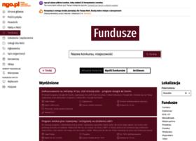 fundusze.ngo.pl