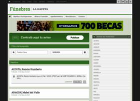 funebres.lagaceta.com.ar