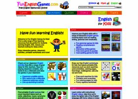 funenglishgames.com