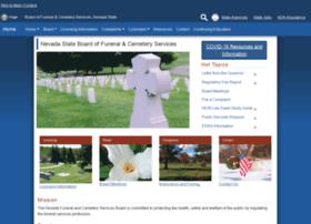 funeral.nv.gov