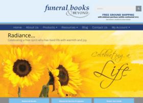 funeralbooksandbeyond.com