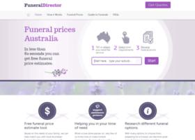 funeraldirector.com.au