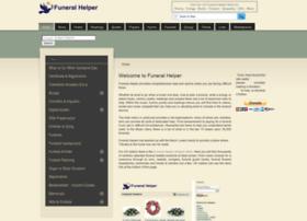 funeralhelper.org