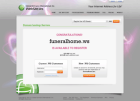 funeralhome.ws