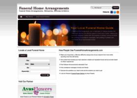 funeralhomearrangements.com