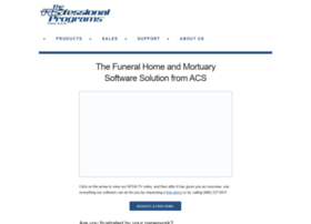 funeralhomesoftware.info