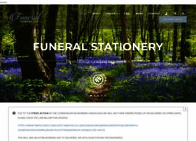 funeralhymnsheets.co.uk