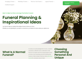 funeralinspirations.co.uk