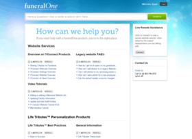 funeralone.desk.com