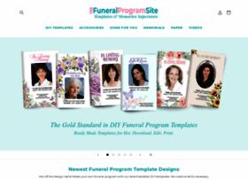 funeralprogram-site.com
