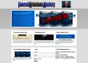 funeralrelationsmastery.com