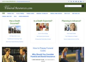 funeralresources.com