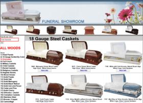 funeralshowroom.com