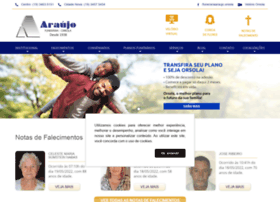 funerariaaraujo.com.br