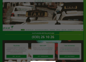 funk-taxi-berlin.de