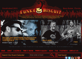 Funkybiscuit.ticketfly.net