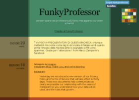 funkyprofessor.tumblr.com