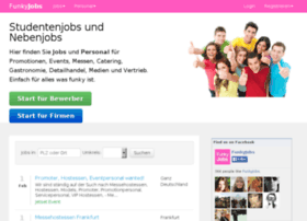 funkypromotionjobs.de