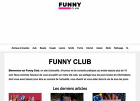 funny-club.ca