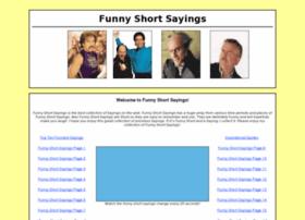 funny-short-sayings.com