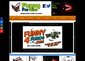 funnyforhire.com