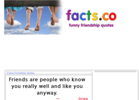 funnyfriendshipquotes.facts.co