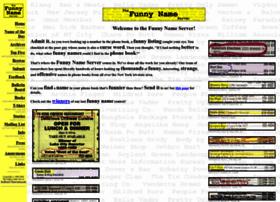 funnyname.com