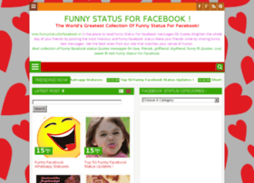 funnystatusforfacebook.blogspot.in