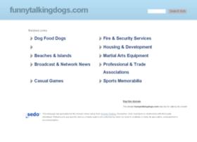 funnytalkingdogs.com