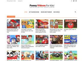 funnyvideosforkids.net