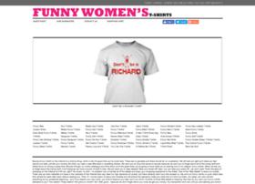 funnywomenstshirts.com