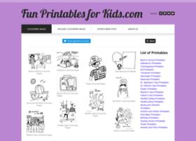 funprintablesforkids.com