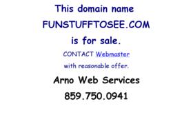 funstufftosee.com