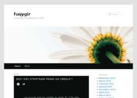 fuqygir.wordpress.com