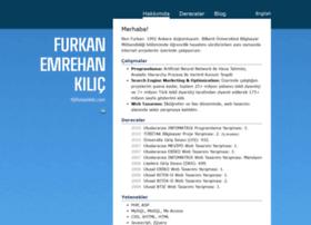 furkankilic.com