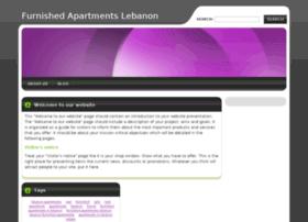 furnishedapartmentslebanon.webnode.com