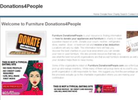 furniture.donations4people.com