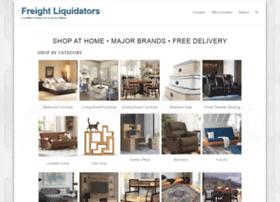 furniture.freightliquidators.com