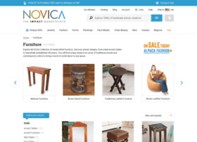 furniture.novica.com