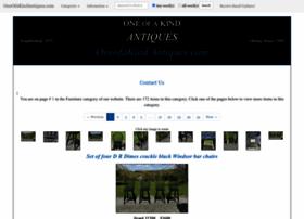 furniture.oneofakindantiques.com