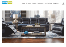 furniture.theroomplace.com