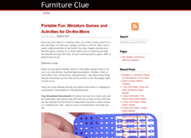 furnitureclue.com