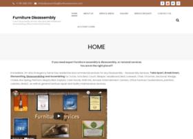 furnituredisassembly.com