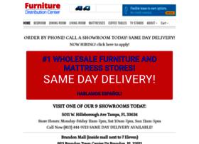 furnituredistributioncenter.com