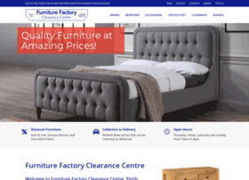 furniturefactoryclearancecentre.co.uk