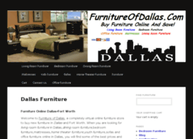 furnitureofdallas.com